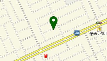 青空幼稚園の地図画像