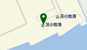 ターミナル 苫小牧 フェリー