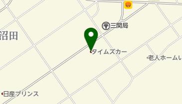 タイムズカー一関駅東口店の地図画像