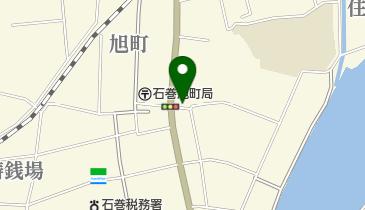 (株)石川酒造店の地図画像
