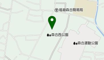 ふたつやま公園の地図画像
