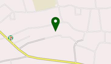 かなやま幼稚園の地図画像