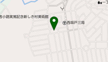 全日食チェーン西坂戸店の地図画像