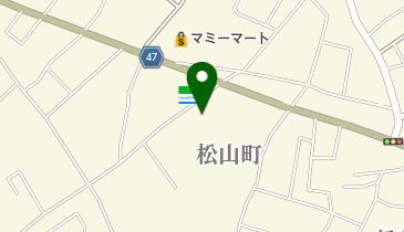 ドラッグ・エース松山町店の地図画像