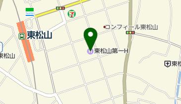 東松山第一ホテルの地図画像