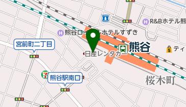 熊谷警察署熊谷駅前交番南口派遣所の地図画像