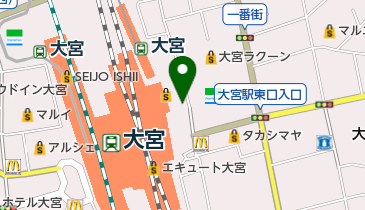 こりすのトトちゃんの地図画像