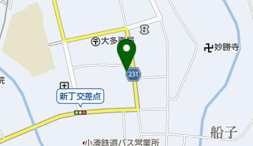 大屋旅館の地図画像