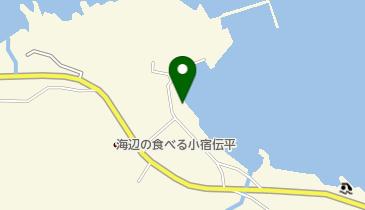 海中観光船たてやま号の地図画像