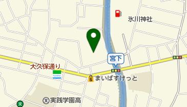 梅若能楽学院会館の地図画像
