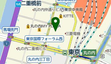 三菱UFJ銀行本店の地図画像
