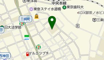 私立神田女学園高校の地図画像
