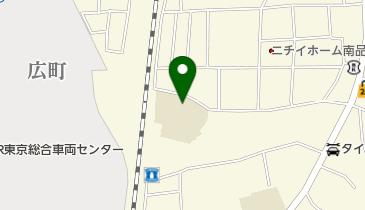 品川区立浅間台小学校の地図画像