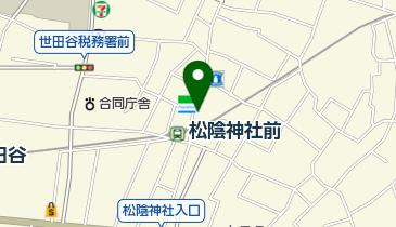 山下書店世田谷店の地図画像