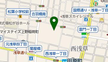 浄土真宗東本願寺派本山東本願寺の地図画像