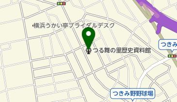 大和市つる舞の里歴史資料館の地図画像