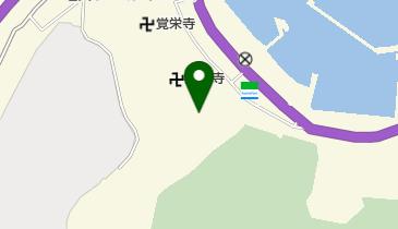 走水神社の地図画像