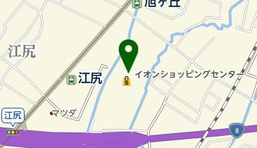 イオン高岡店の地図画像
