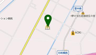 銀だこアピタ石和店の地図画像