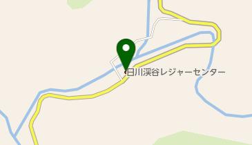 日川渓谷レジャーセンターの地図画像