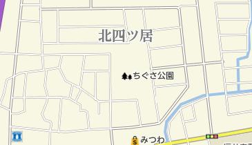 遊亀公園の地図画像