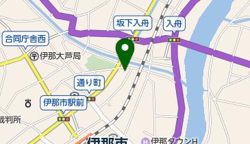 スーパー加藤の地図画像