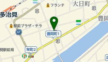 ヤマカまなびパークの地図画像