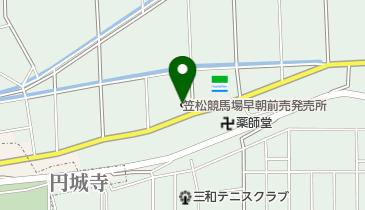笠松競馬場早朝前売発売所の地図画像
