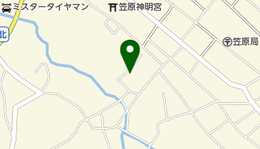 (株)三千盛の地図画像