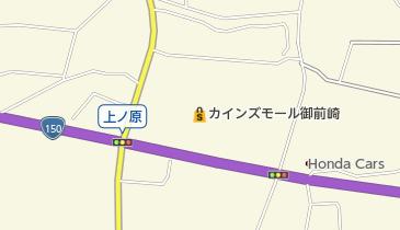 伊豆海洋公園ダイビングセンターの地図画像