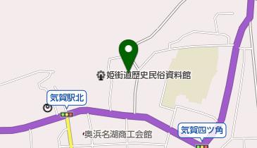 細江神社の地図画像