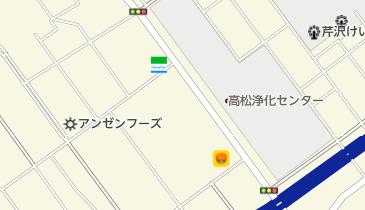 愛知県立愛知商業高校の地図画像