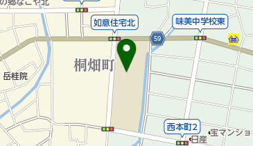 市 中学校 春日井 中部