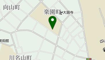 名古屋市立川名中学校の地図画像