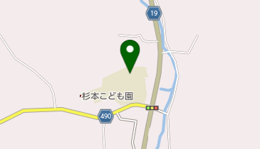 豊田市立敷島小学校の地図画像