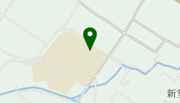草津市立新堂中学校の地図画像