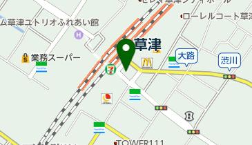 街道ふれあい広場の地図画像