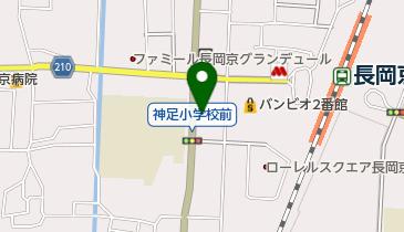辻文具店の地図画像