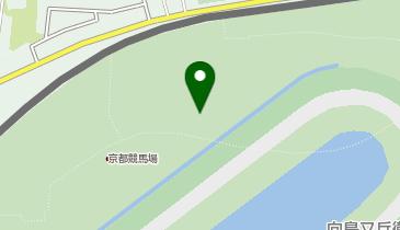 京都競馬場の地図画像