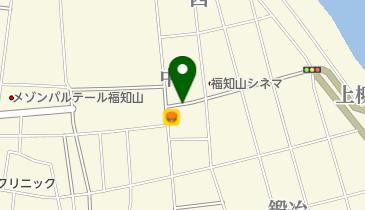 福知山ドッコイセまつりの地図画像