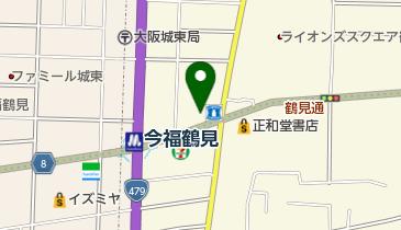 大阪ダイハツ販売今福店の地図画像