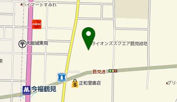 ワンカルビ今福鶴見店の地図画像