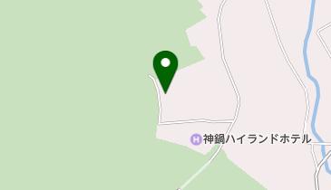 神鍋亭観光りんごもぎとり園の地図画像