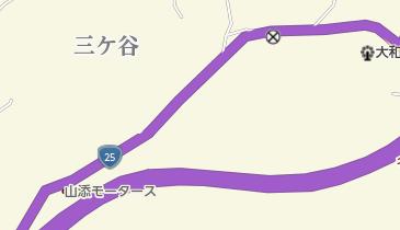 天理ダム風致公園の地図画像