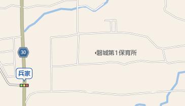 神宮外苑公園の地図画像