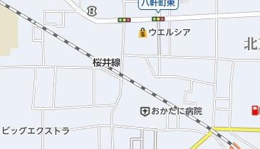 高野山金堂前の地図画像