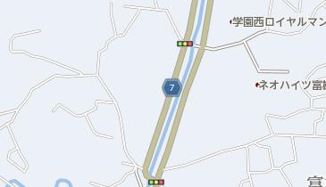 (株)山西専太郎商店の地図画像