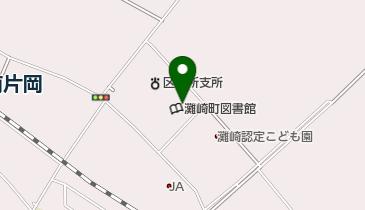 岡山市灘崎文化センターの地図画像