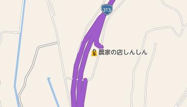 満潮荘の地図画像