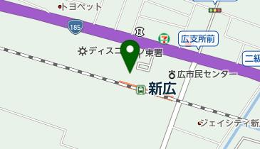 呉市営温水プールの地図画像